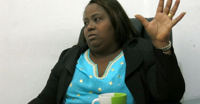 A former prostitute hopes to shake up Dominican Congress