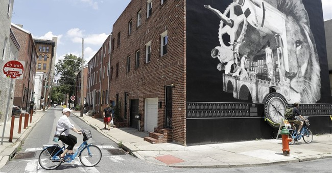 In Philadelphia, spin the giant dial, find life guidance