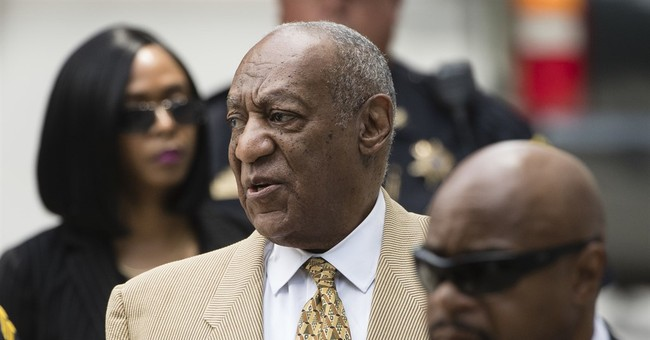The Latest: Prosecutor applauds judge denying Cosby's effort
