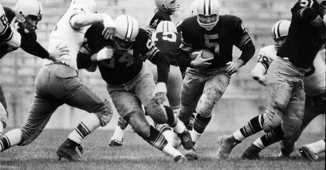 NFL Hall of Famer Paul Hornung sues helmet maker Riddell