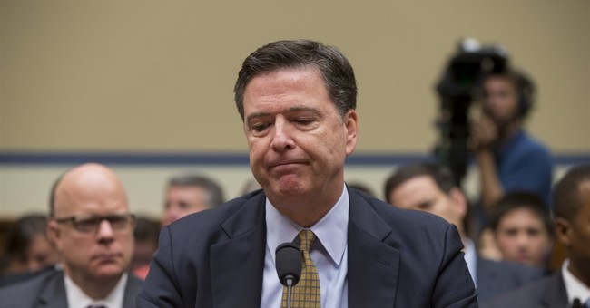 No double standard for Clinton, FBI director tells GOP