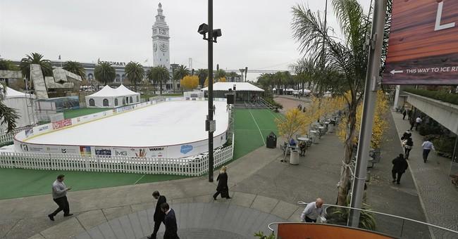 Super Bowl tailgate of 2 cities: San Francisco, Santa Clara
