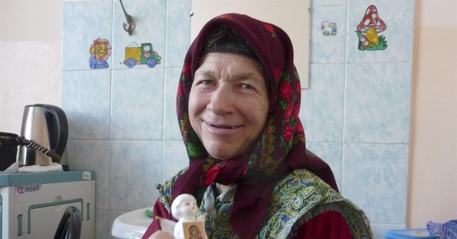 After hospital care, elderly Siberian hermit to return home