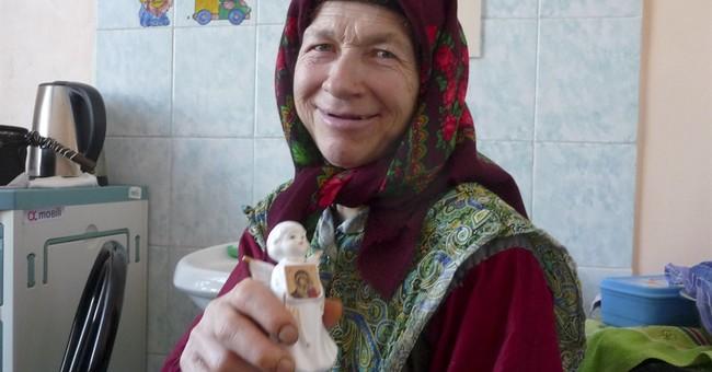 After hospital care, elderly Siberian hermit to return home