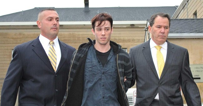 NY man goes on trial in chain-reaction crash that killed cop