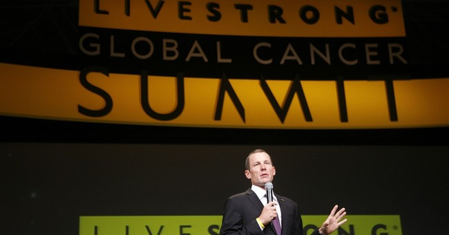 APNewsbreak: Livestrong CEO resigns after less than 1 year
