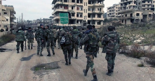 Assad's battlefield gains cast cloud on upcoming Syria talks