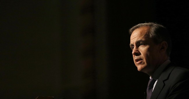 Bank of England governor says no need to raise rates now