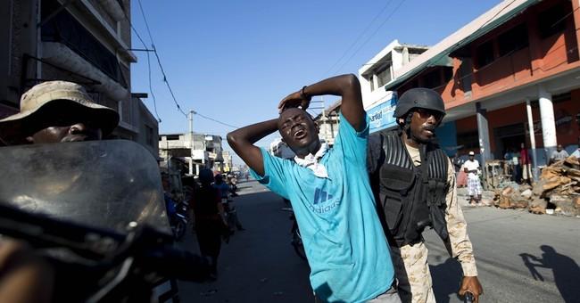 Haiti Senate approves measure calling for suspension of vote