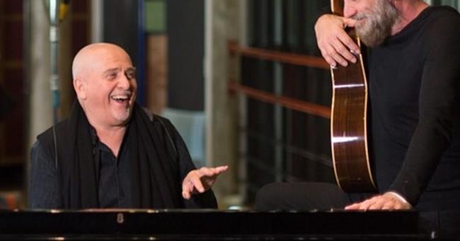 Sting, Peter Gabriel announce 'Rock Paper Scissors' tour