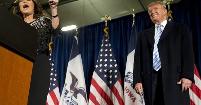 Sarah Palin: 'No more pussyfooting around' if Trump elected