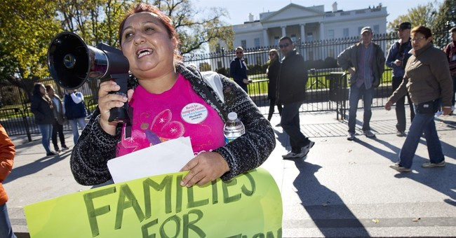 Election-year clash on immigration heads to Supreme Court