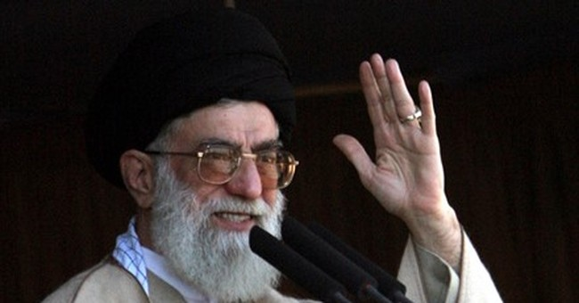 Iran's top leader expresses 'pessimism' after nuclear deal