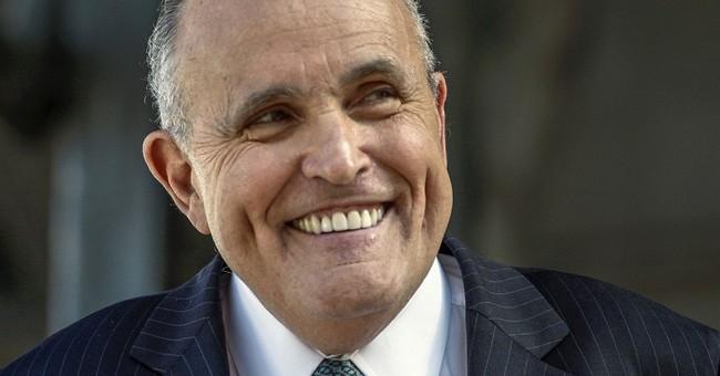 Rudy Giuliani joining law firm Greenberg Traurig