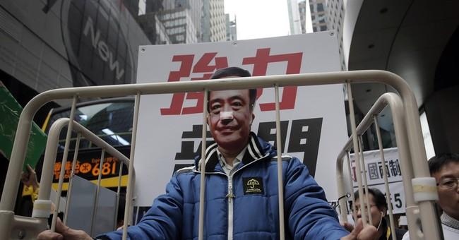 China confirms missing Hong Kong publisher in mainland