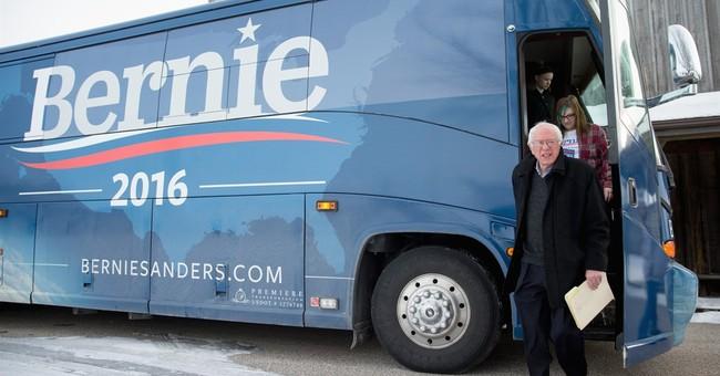 Sanders seeks to build on burst of momentum in Iowa