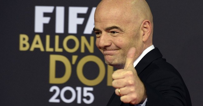 Infantino seeks regional World Cup if elected FIFA president