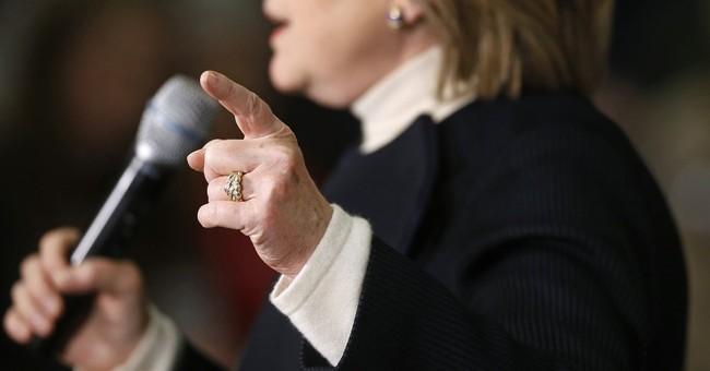 Clinton receives endorsement from largest LGBT organization