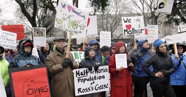 Conservation groups demand end to refuge occupation