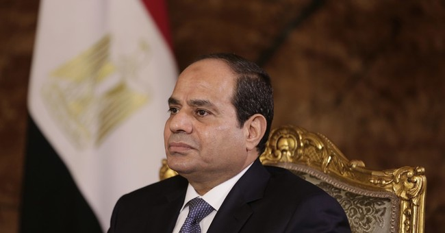 Demanding order, el-Sissi turns to military to rebuild Egypt