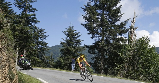 Taste of The Tour: Rugby and Noir cured ham in the Pyrenees