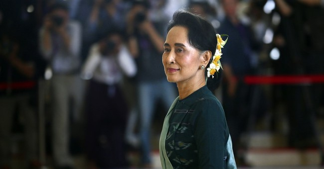 Myanmar's Aung San Suu Kyi: Falling star or beacon of hope