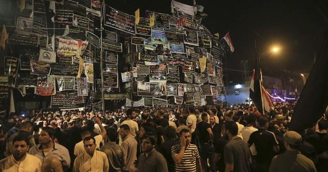 Iraqi PM accepts interior minister's resignation