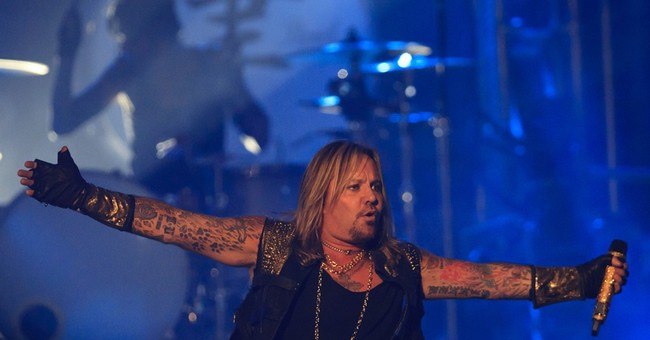 Vince Neil facing misdemeanor battery charge in Las Vegas