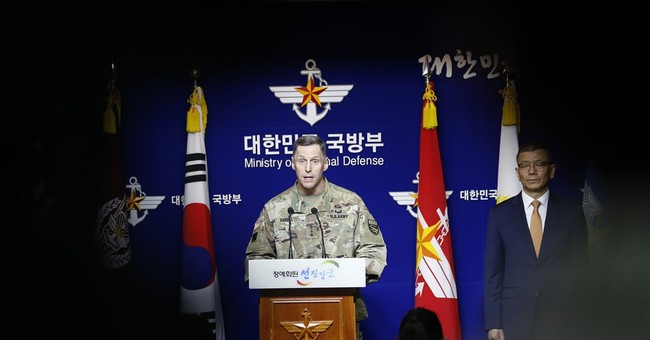S. Korea, US near agreement on site for US missile defense
