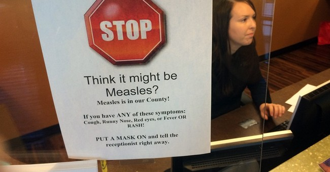 Arizona is site of largest current US measles outbreak