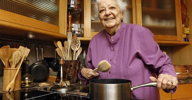 In 'Ingredienti,' Victor Hazan channels late wife Marcella