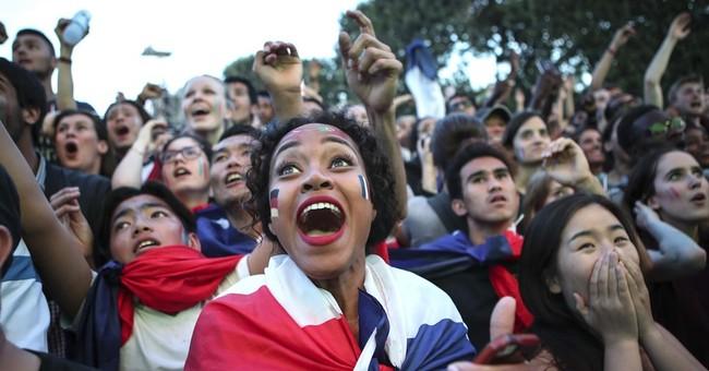 Column: Football part of France's post-terror regeneration