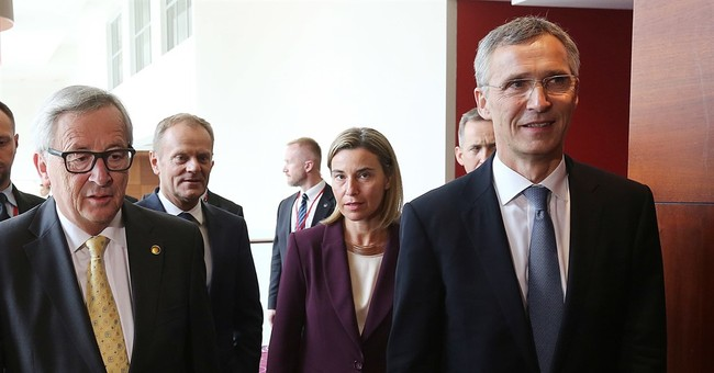 NATO leaders gear up for threats from Russia, south