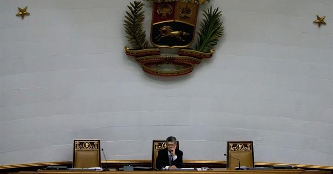 Venezuela's leader sidelines opposition-controlled congress