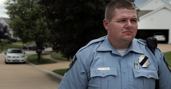 St. Louis-area officer shot in traffic stop identified