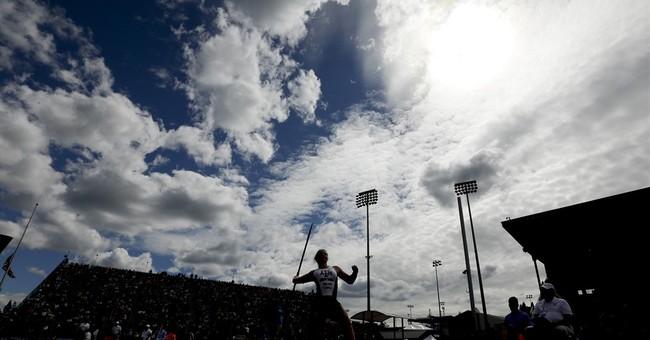 The Latest: Despite 5,000 finish, Rupp's still off to Rio