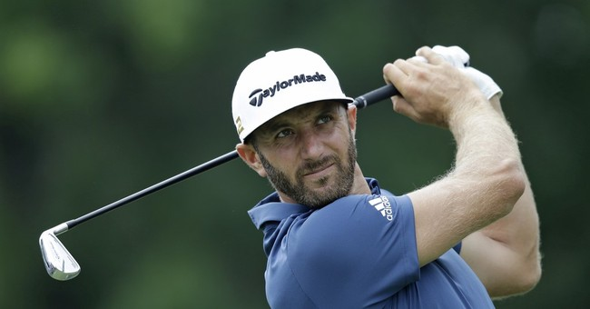 Dustin Johnson to skip Olympics to due to concern about Zika
