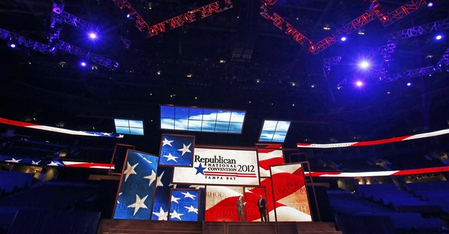 Companies bail out on GOP convention after facing pressure
