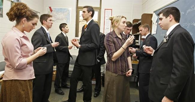 Mormon missionaries to stay in Russia despite new law