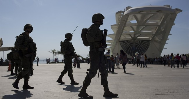 Brazil's armed forces get extra funds before Rio Olympics
