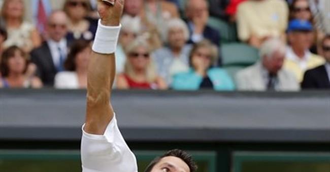 Murray's return takes on Raonic's serve in Wimbledon final