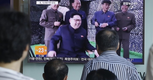 N. Korea's missile likely failed after launch from submarine