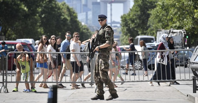 France gears up for huge security operation at Euro 2016