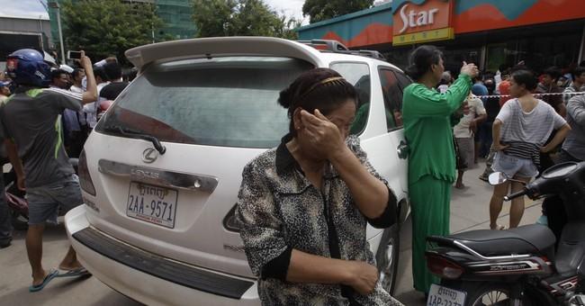 Cambodian PM promises vigorous probe into critic's killing
