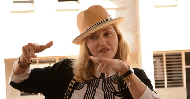 Madonna in Malawi visits hospital she has supported