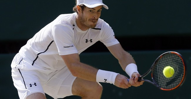 The Latest: Watson and Kontinen win mixed doubles title