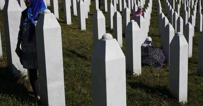 Thousands mark 21 years since Srebrenica massacre