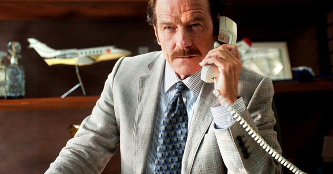 Review: Cranston goes undercover in drug war drama