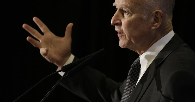 California governor looks to extend climate-change efforts