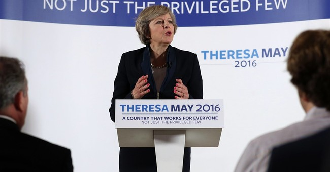 Stealth candidate Theresa May to be UK's next leader